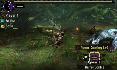 Styl boje v Monster Hunter Generations a nové obrázky 122436
