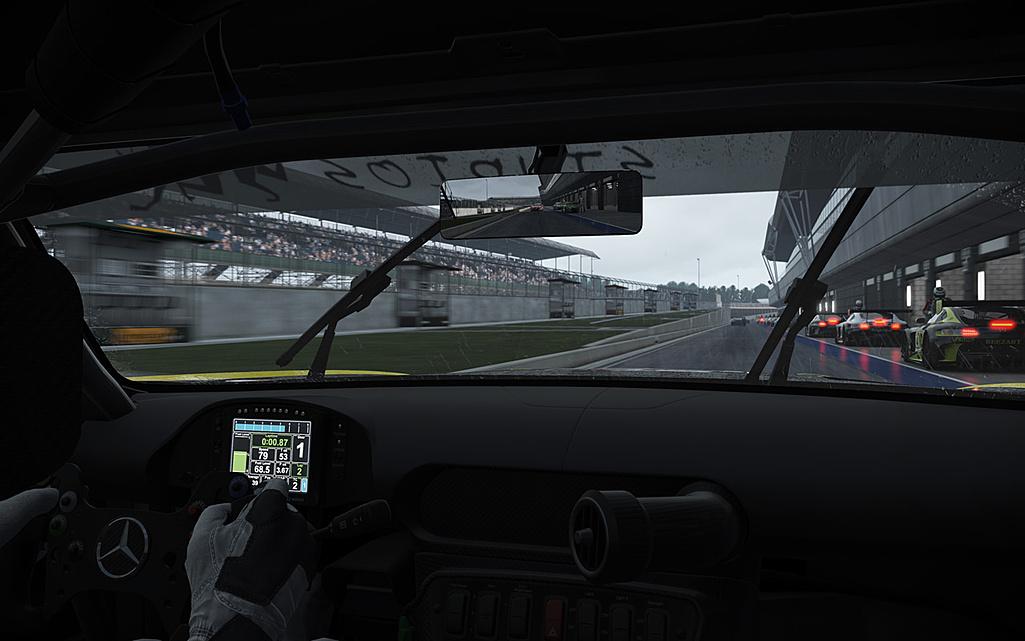 Hráči Project Cars dostali zdarma Mercedes-AMG GT3 122448