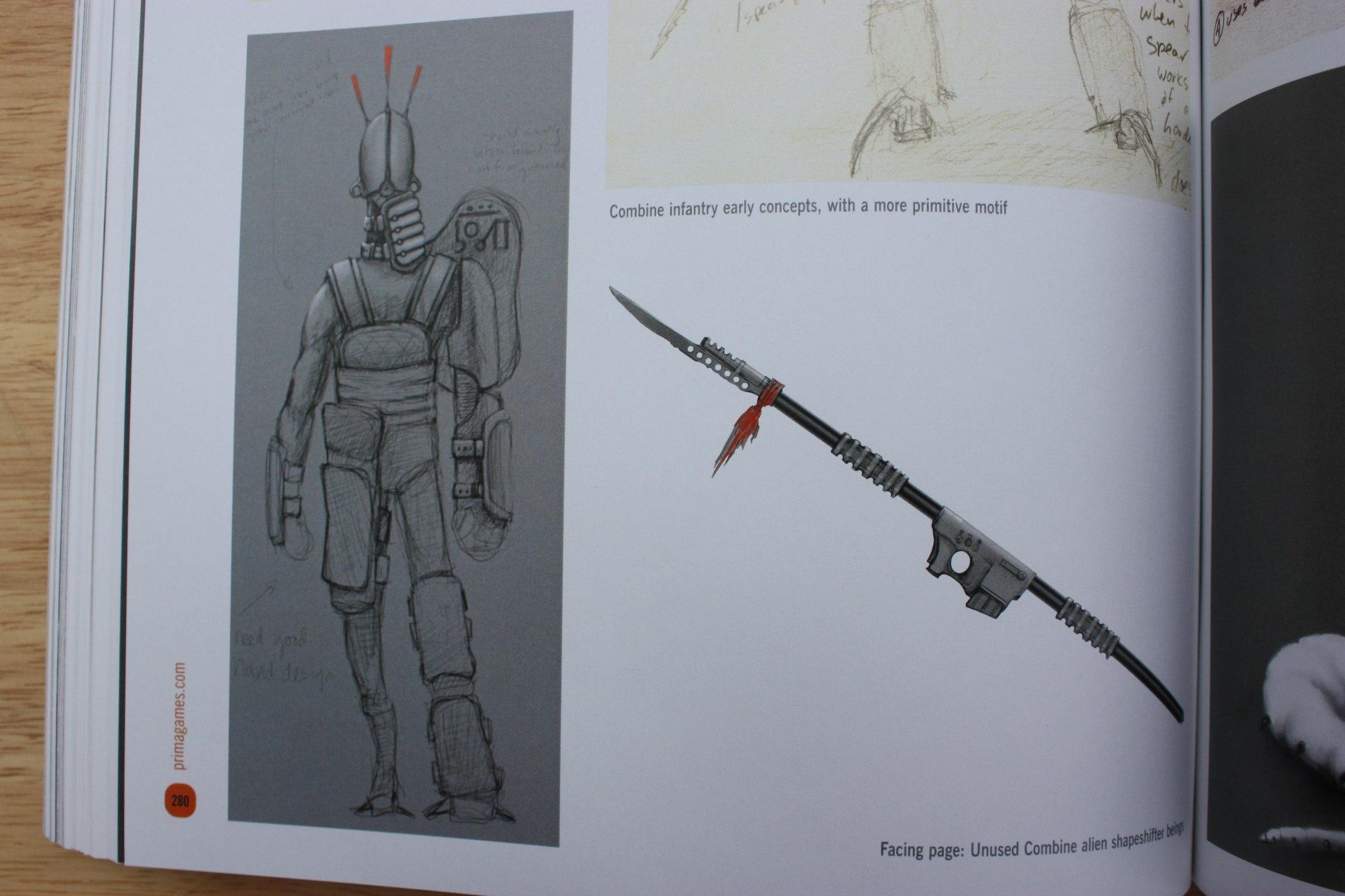 Fanoušci objevili dosud neviděné koncepty z vývoje Half-Life 2 122510