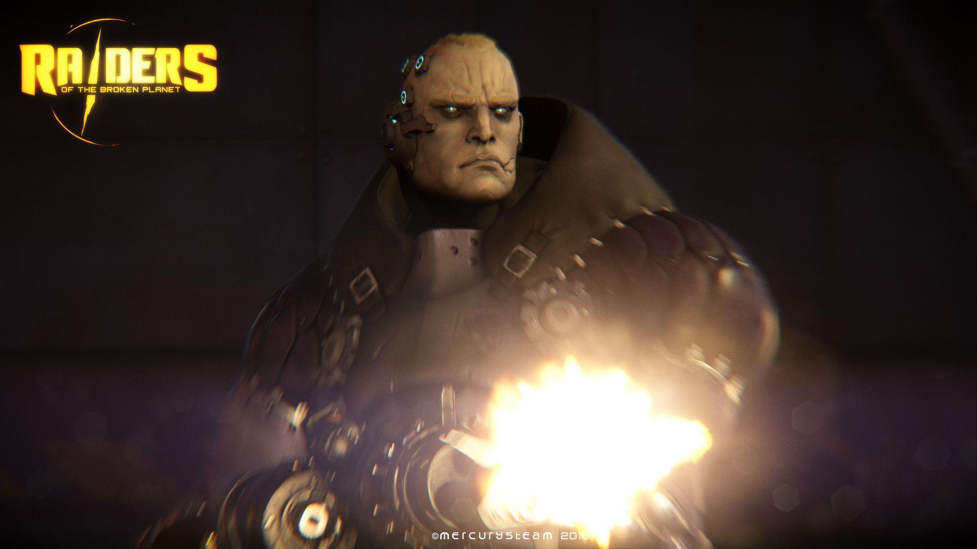 MercurySteam ukazují multiplayerovou akci Raiders of the Broken Planet 122533