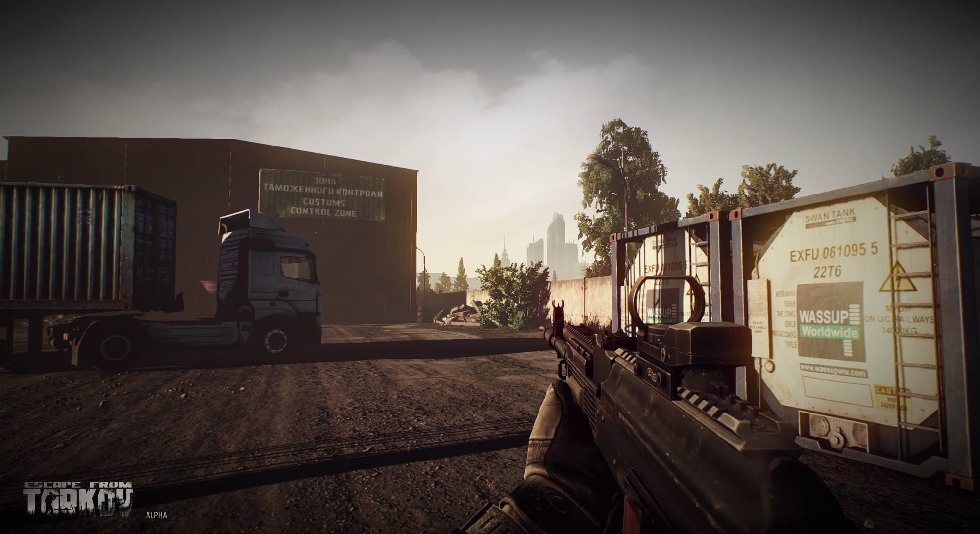 Screenshoty z Escape from Tarkov 122539