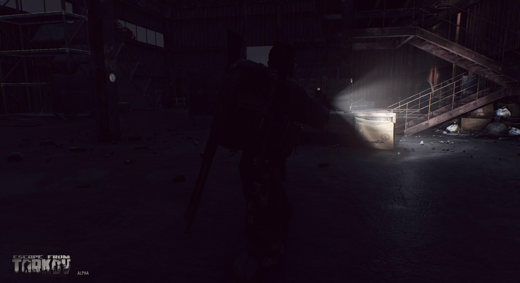 Screenshoty z Escape from Tarkov 122541
