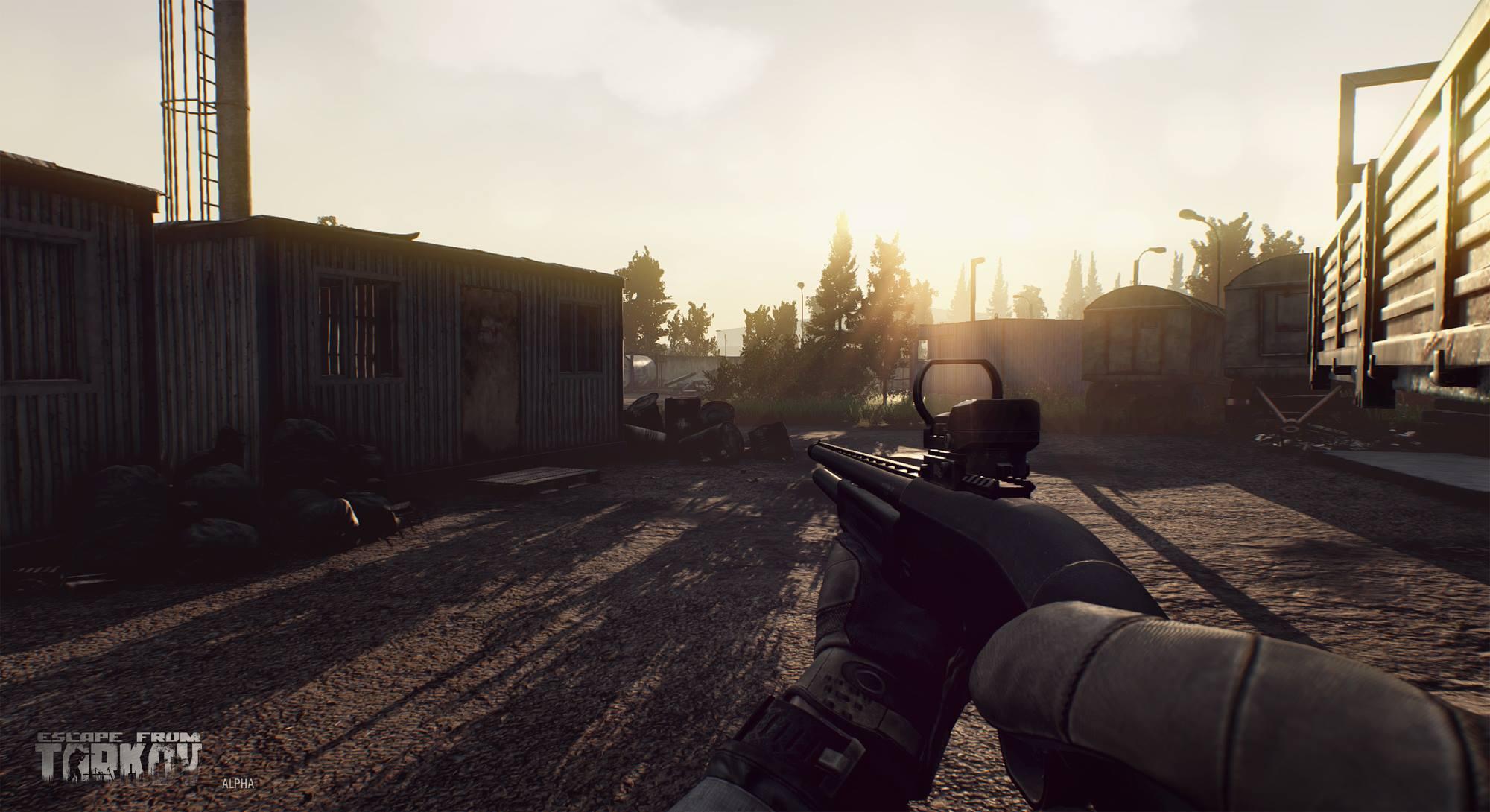 Screenshoty z Escape from Tarkov 122543