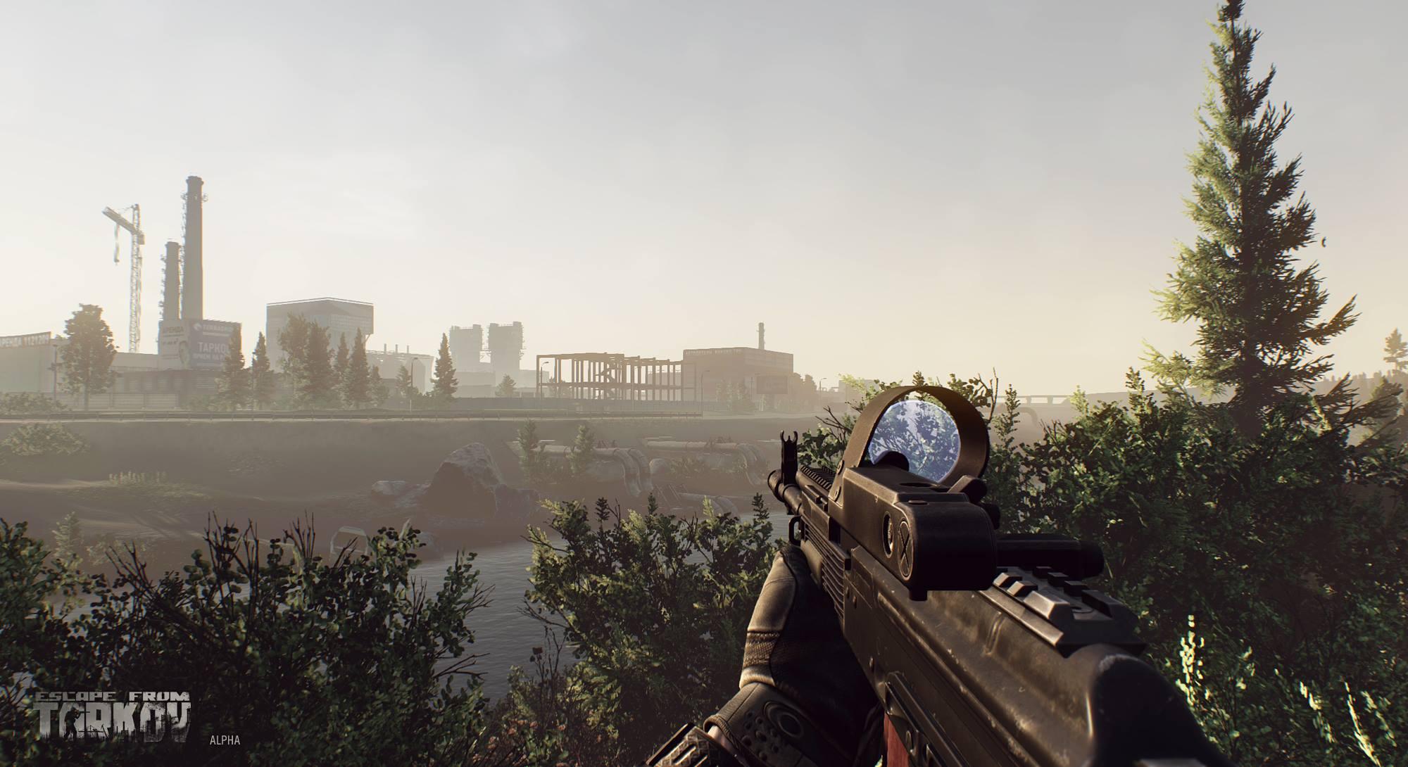 Screenshoty z Escape from Tarkov 122545