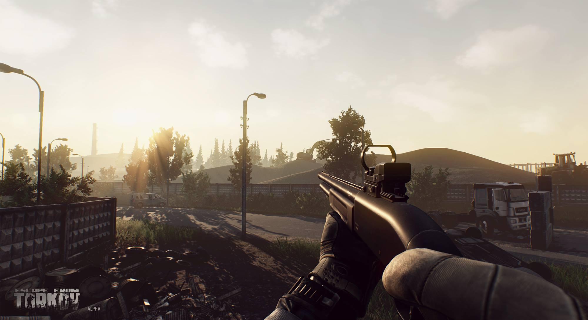Screenshoty z Escape from Tarkov 122547