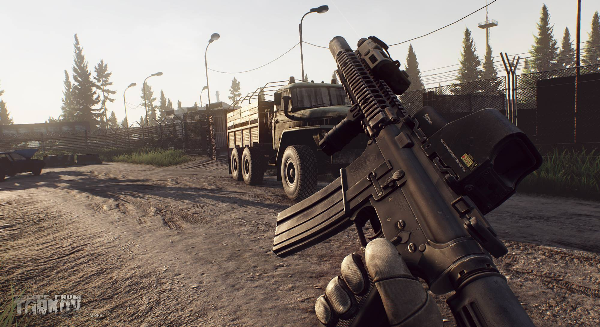 Screenshoty z Escape from Tarkov 122548