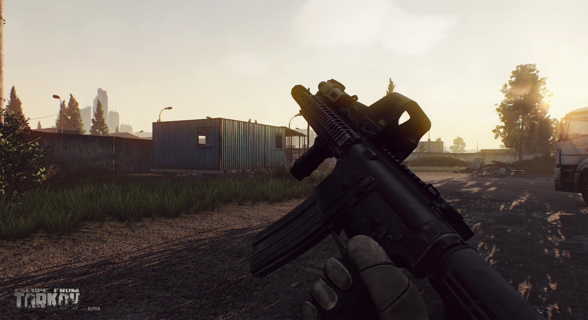 Screenshoty z Escape from Tarkov 122549