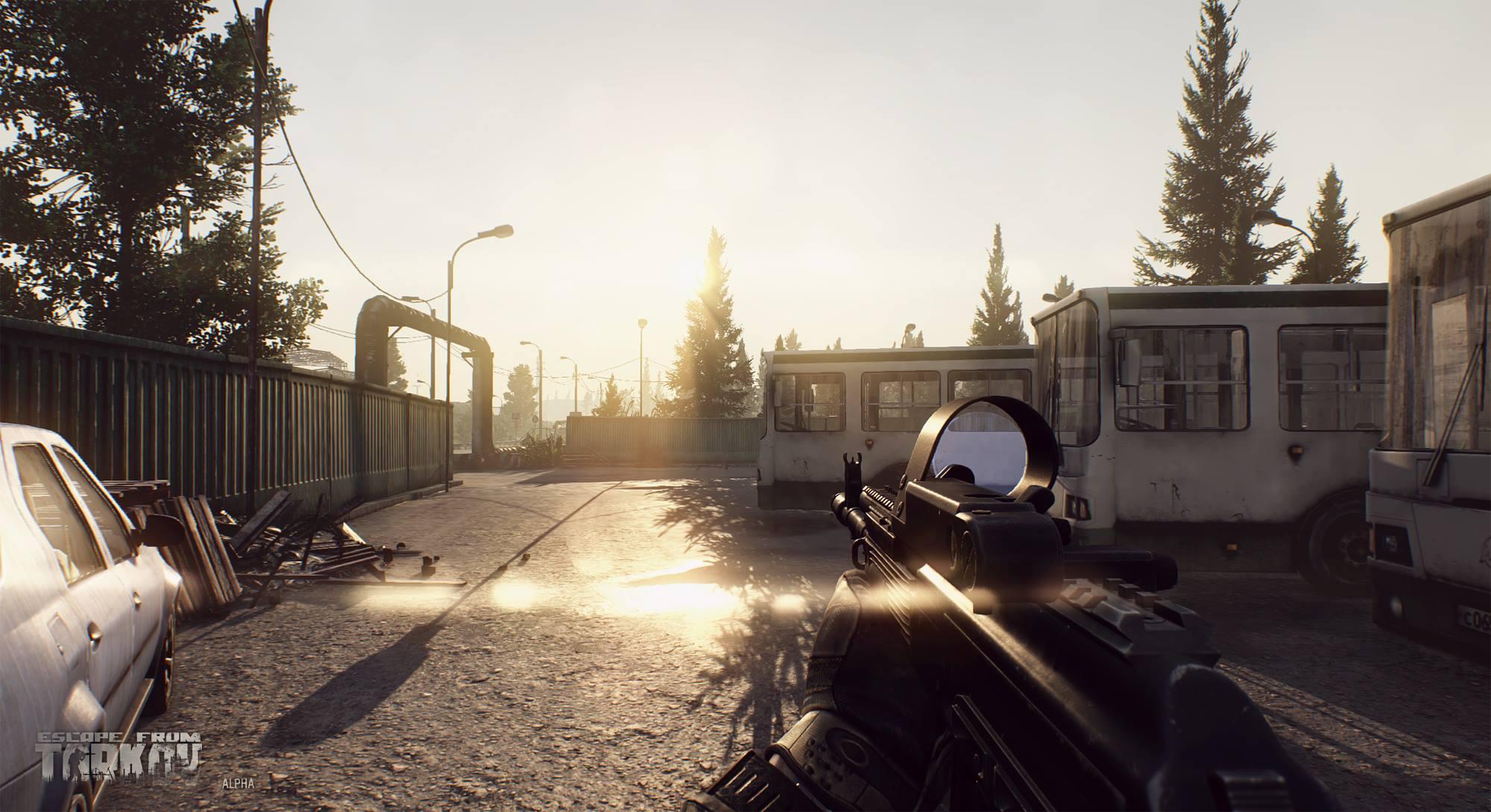 Screenshoty z Escape from Tarkov 122550
