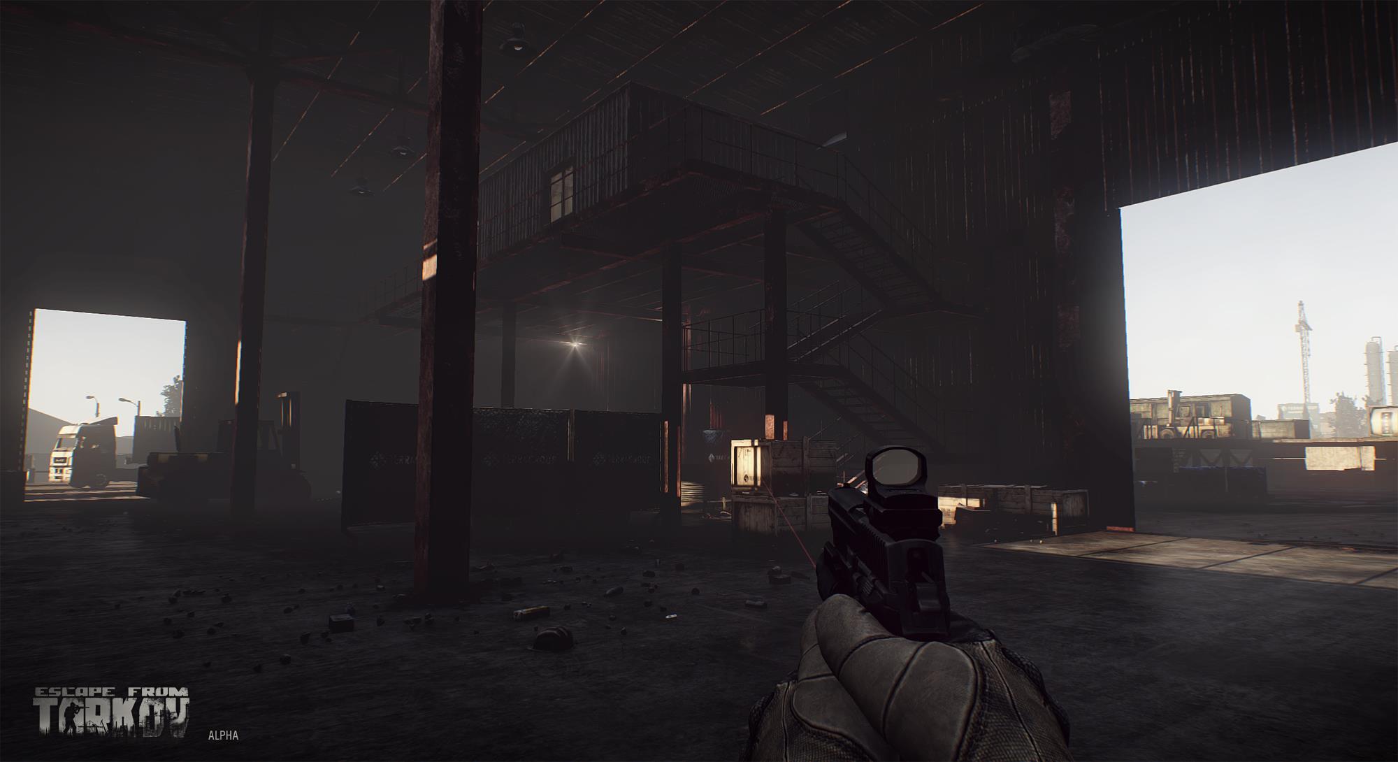 Screenshoty z Escape from Tarkov 122552