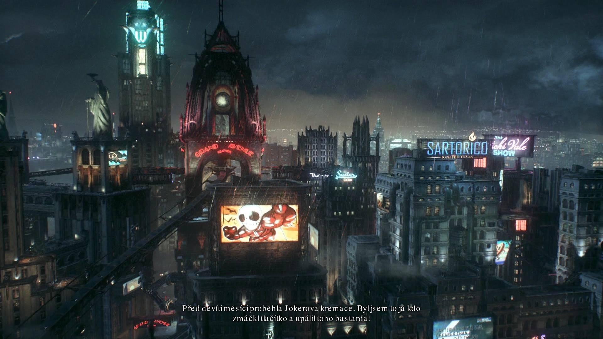Začal překlad hry Batman: Arkham Knight 122582