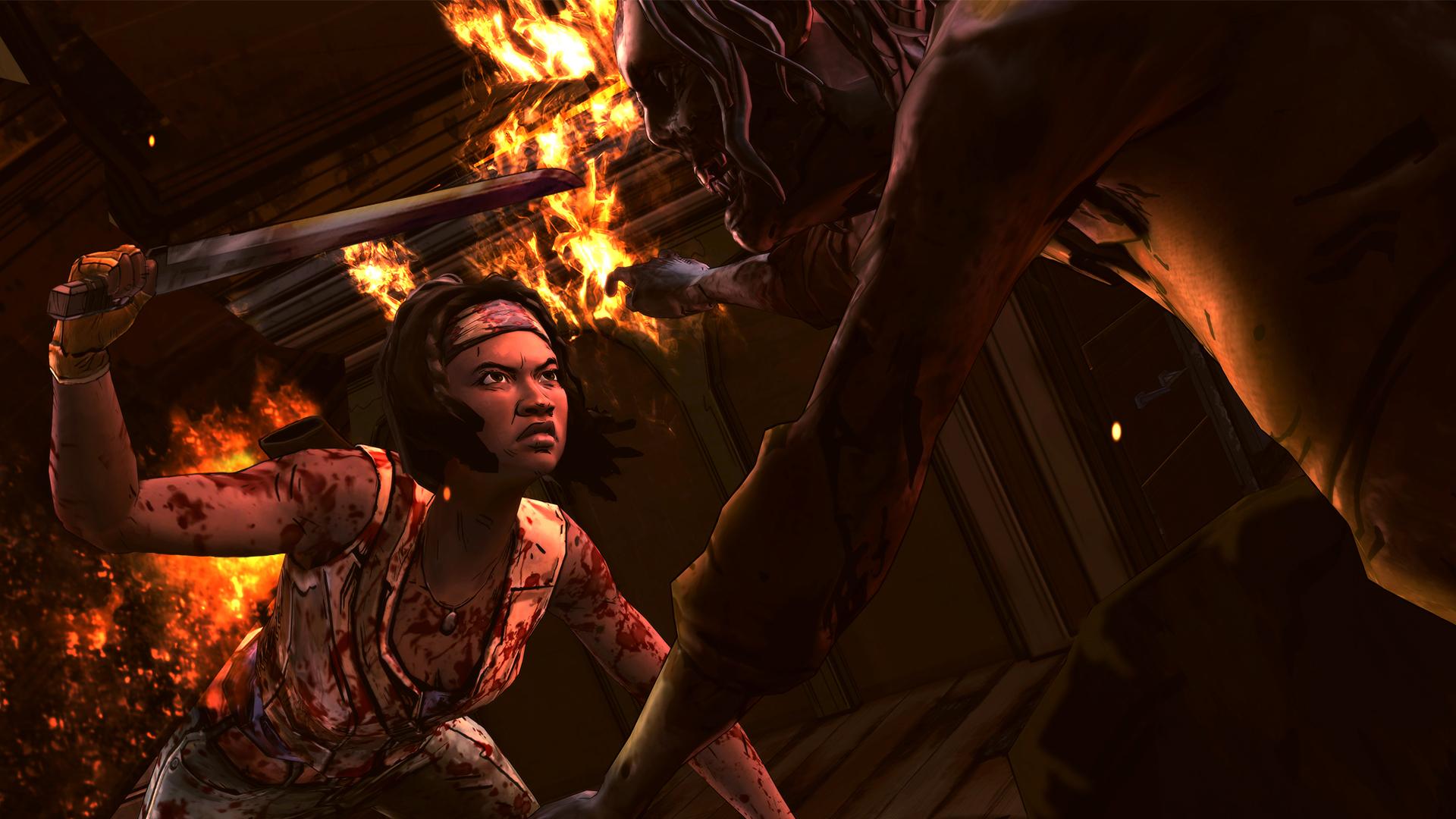 Příběh The Walking Dead: Michonne se uzavře 26. dubna 122628