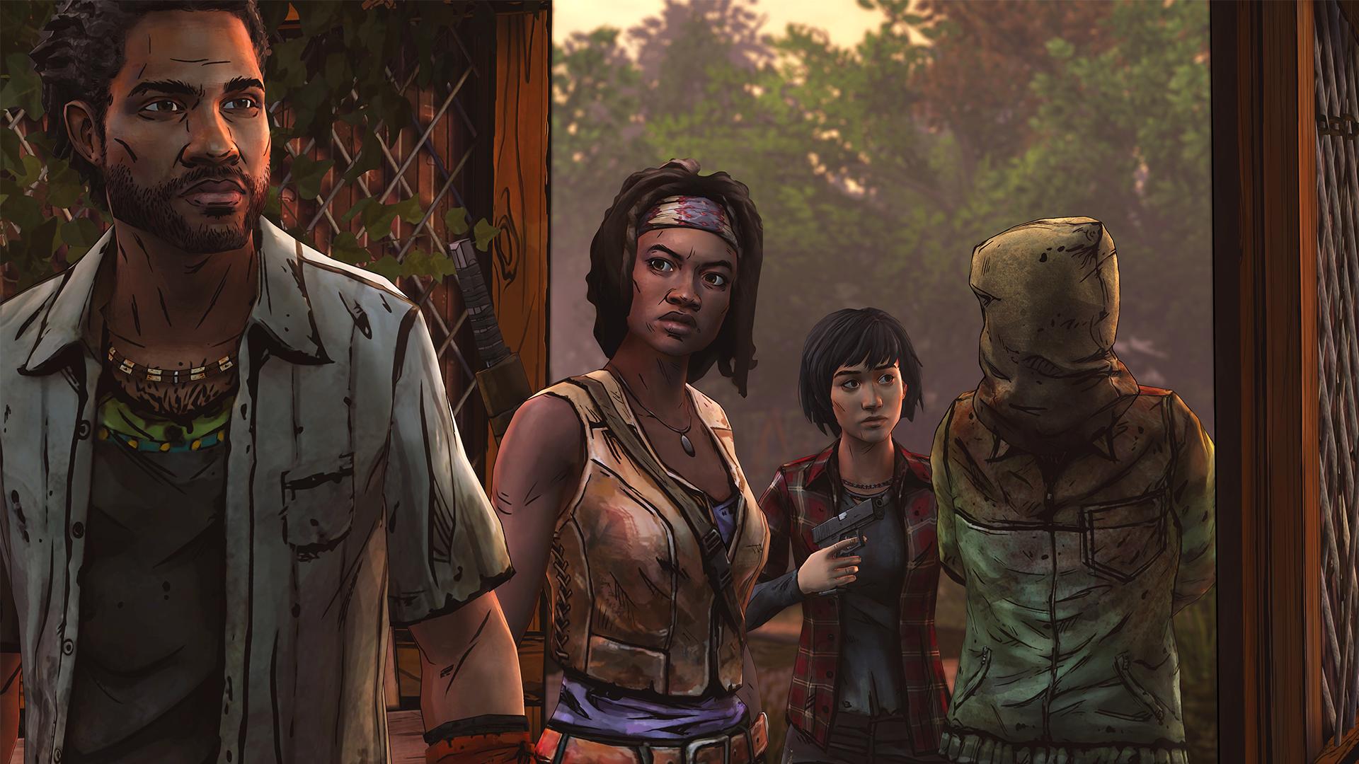Příběh The Walking Dead: Michonne se uzavře 26. dubna 122629