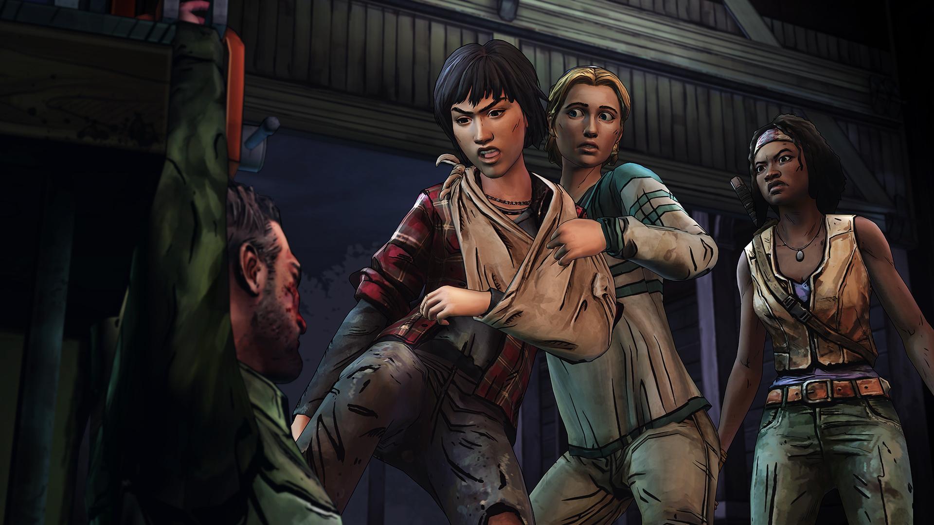 Příběh The Walking Dead: Michonne se uzavře 26. dubna 122630