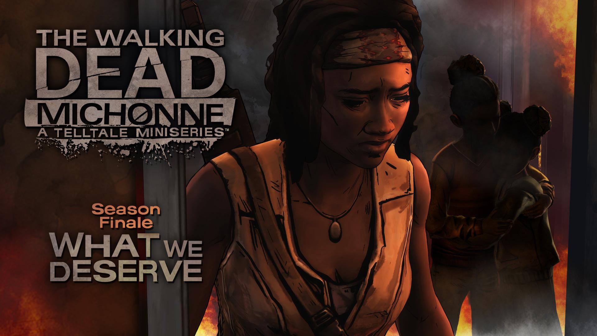Příběh The Walking Dead: Michonne se uzavře 26. dubna 122632
