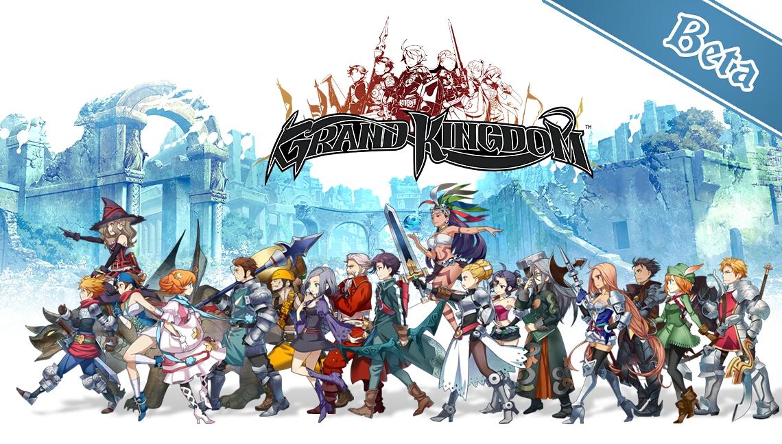 Blíží se PS4 beta Grand Kingdom 122640