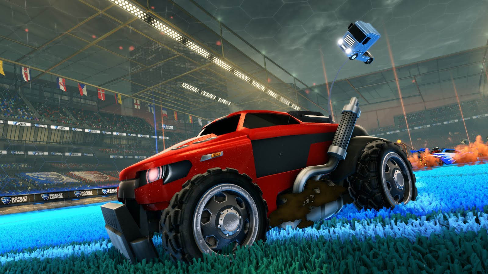 Spolupráce mezi hrami Rocket League a Euro Truck Simulator 2 122667