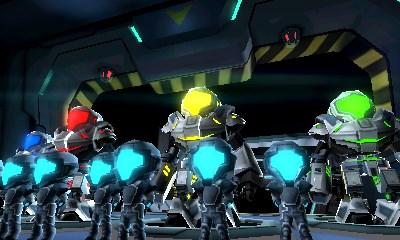 Metroid Prime: Federation Forces – jde to i bez Samus 122684