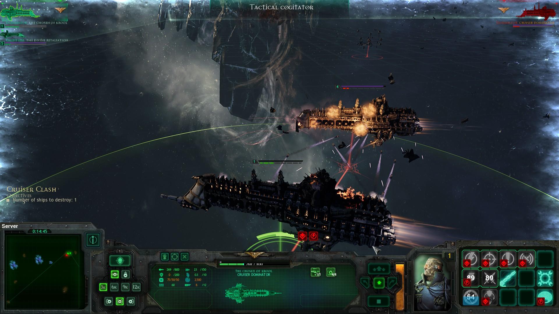 Battlefleet Gothic: Armada - vesmírné námořní bitvy 122731