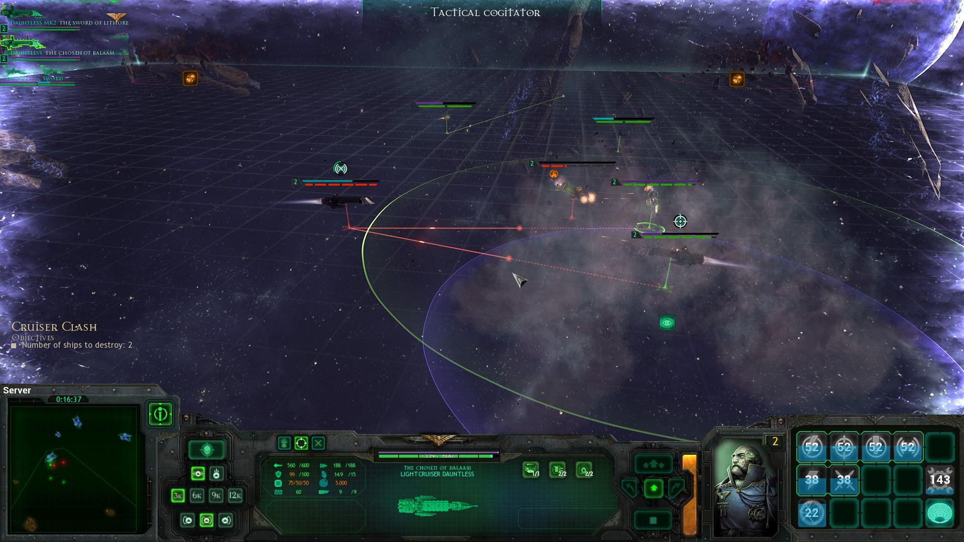 Battlefleet Gothic: Armada - vesmírné námořní bitvy 122732