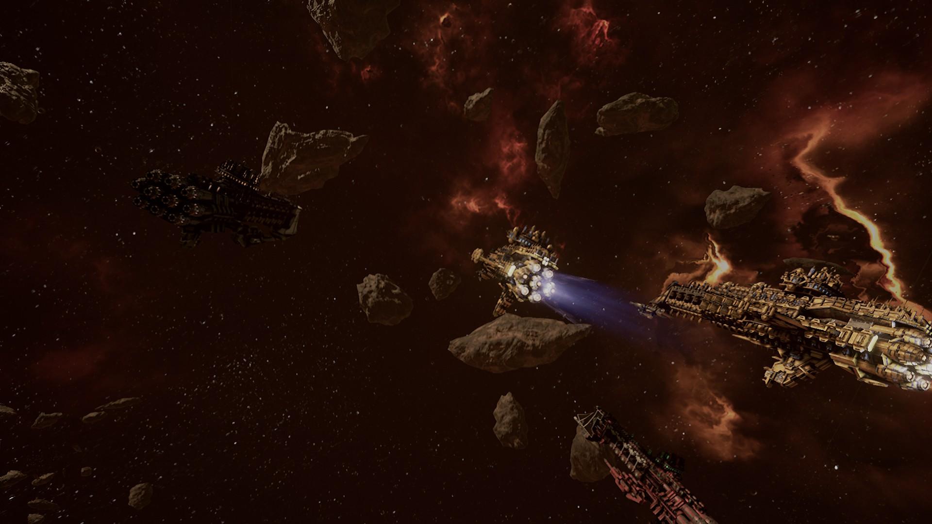 Battlefleet Gothic: Armada - vesmírné námořní bitvy 122753