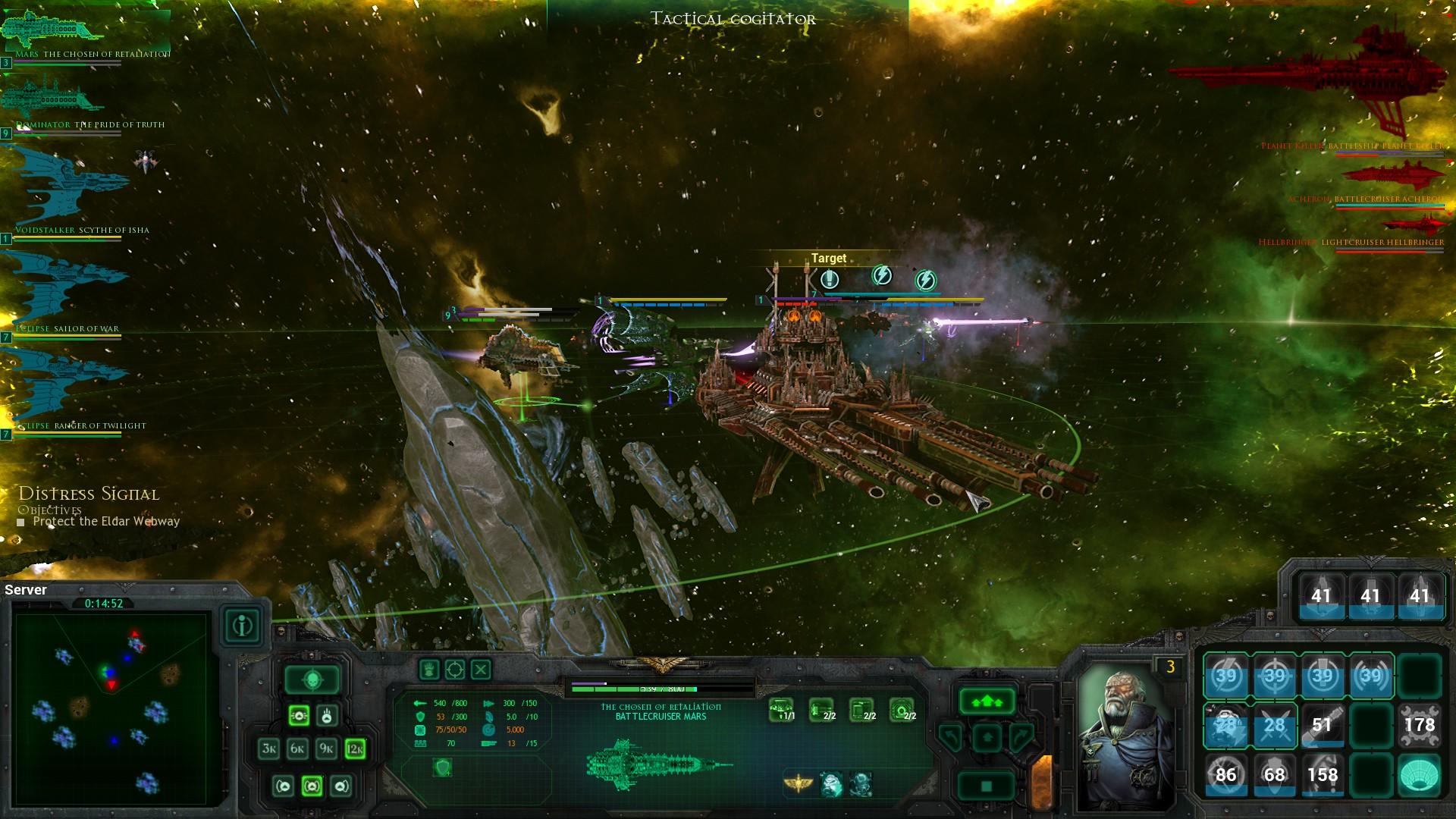Battlefleet Gothic: Armada - vesmírné námořní bitvy 122754