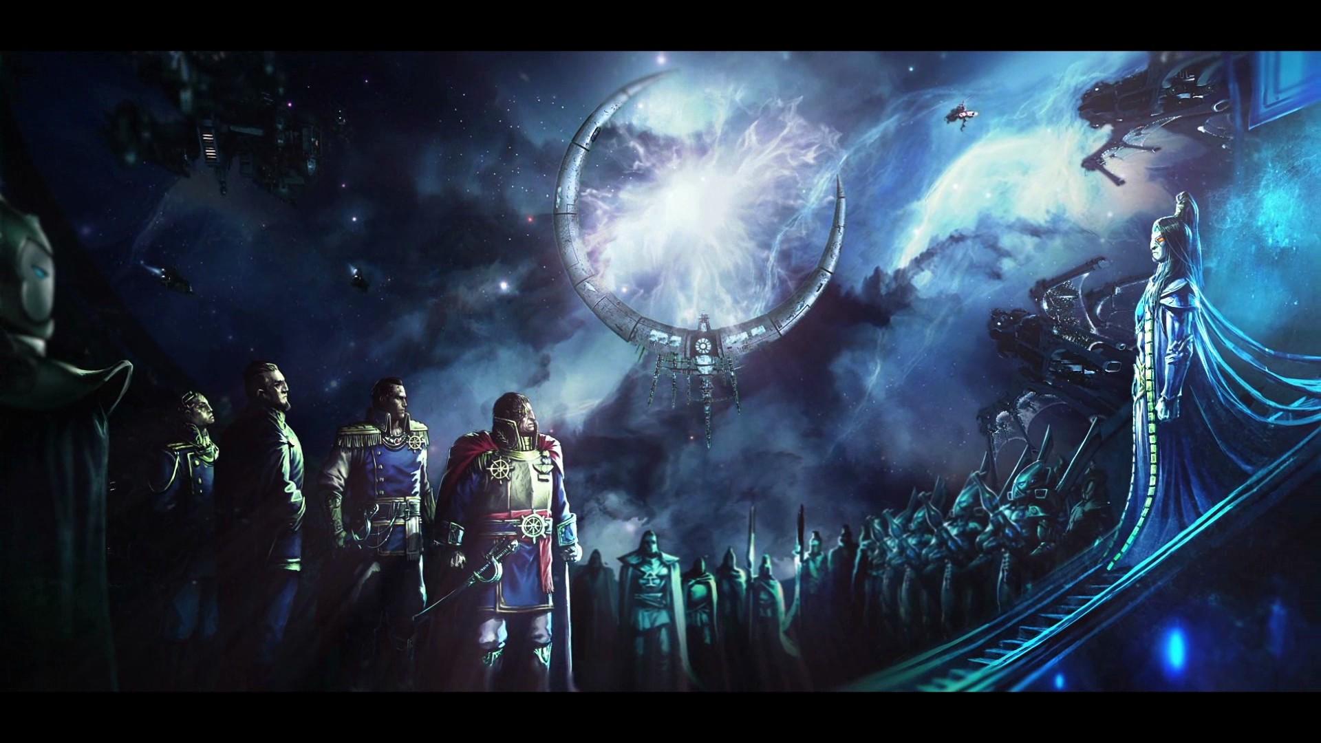 Battlefleet Gothic: Armada - vesmírné námořní bitvy 122755