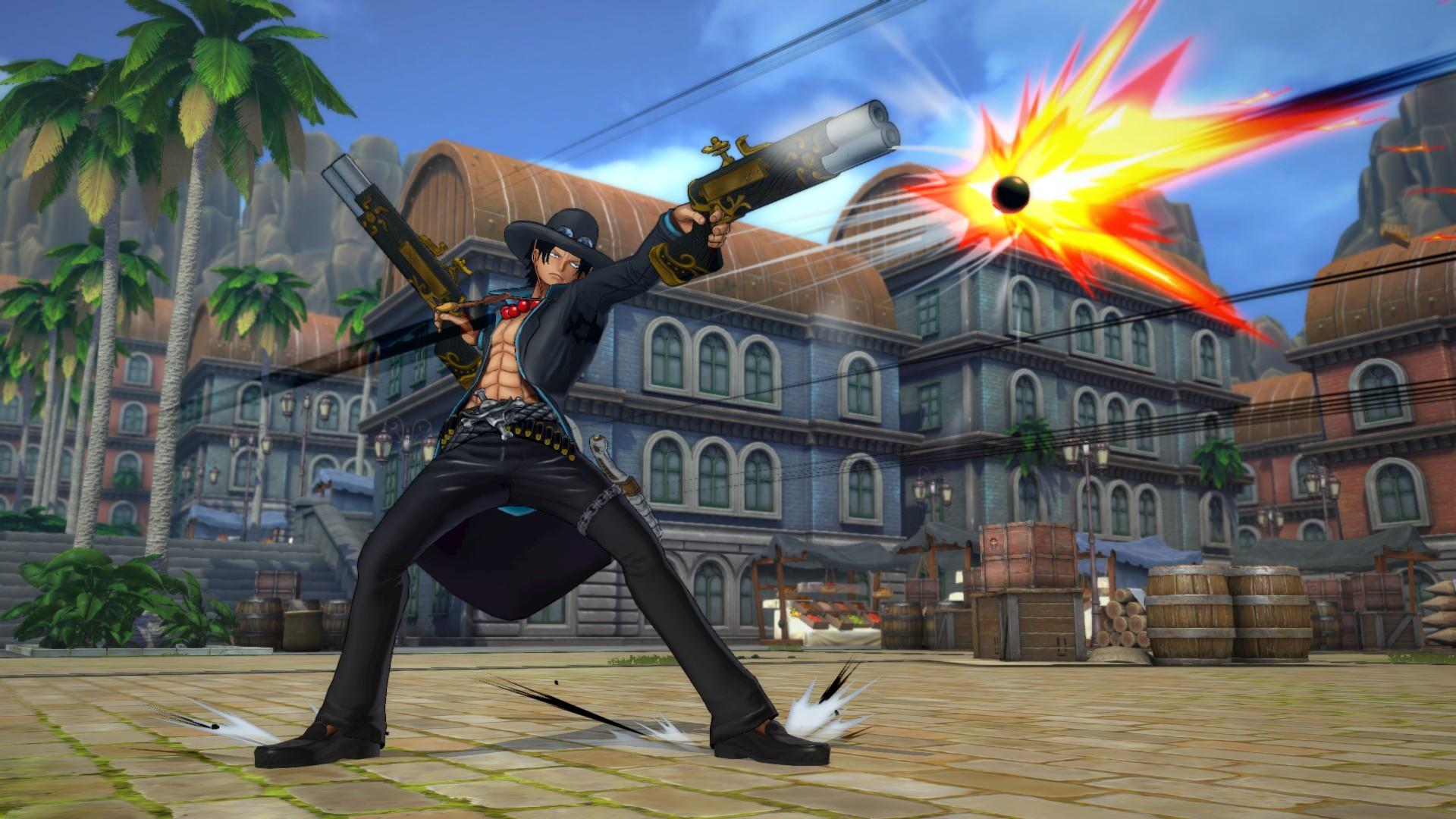 Bonusy za předobjednávku digitálních kopií One Piece: Burning Blood 122763