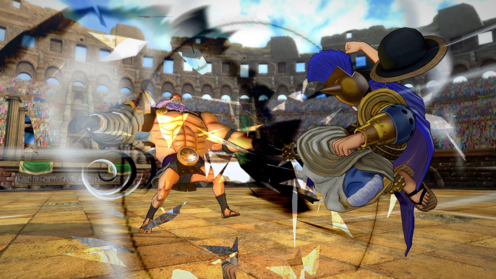 Bonusy za předobjednávku digitálních kopií One Piece: Burning Blood 122767