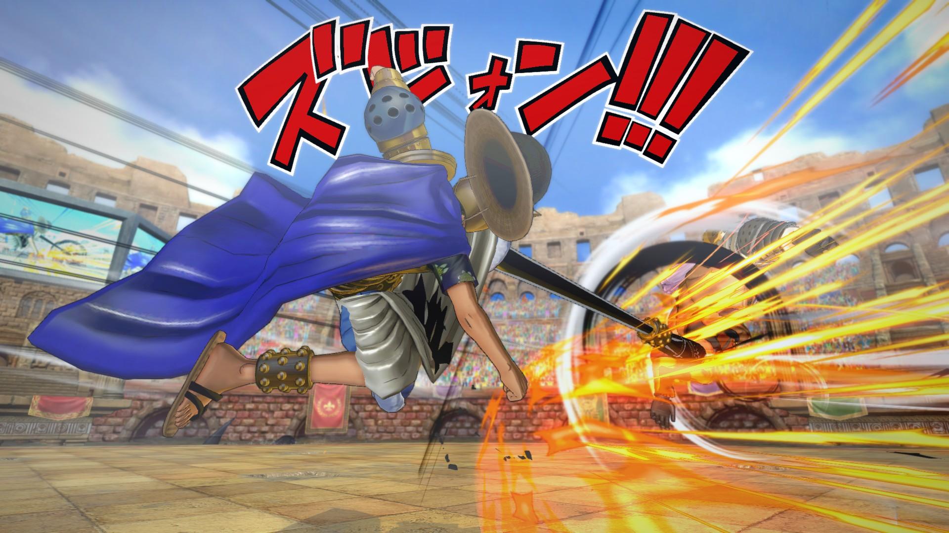 Bonusy za předobjednávku digitálních kopií One Piece: Burning Blood 122771