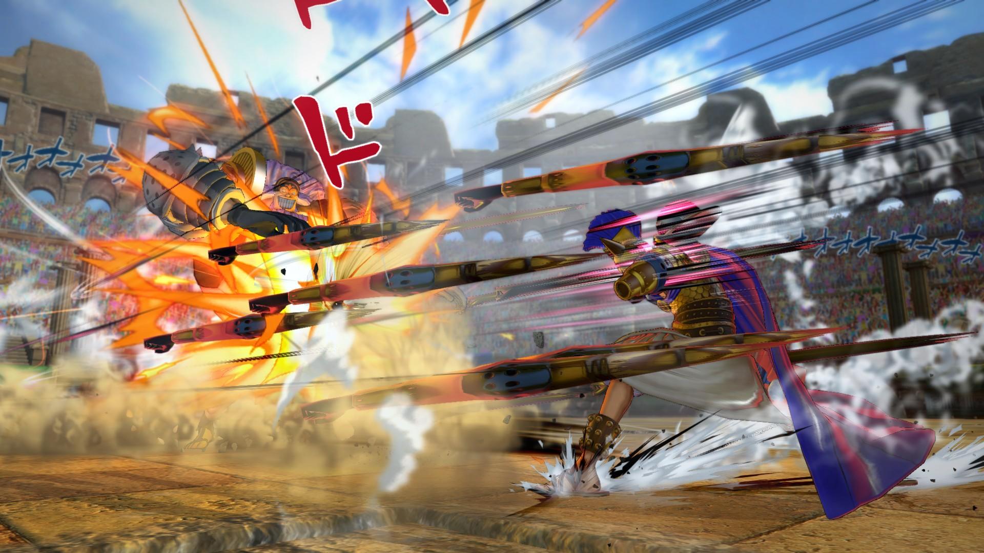 Bonusy za předobjednávku digitálních kopií One Piece: Burning Blood 122772