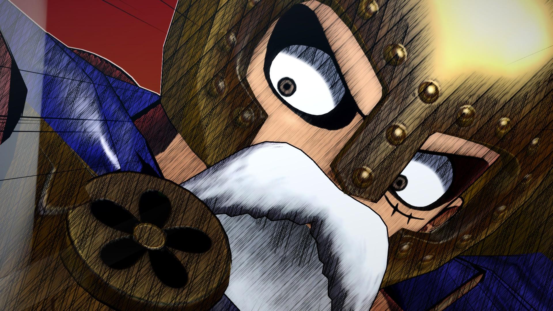 Bonusy za předobjednávku digitálních kopií One Piece: Burning Blood 122776