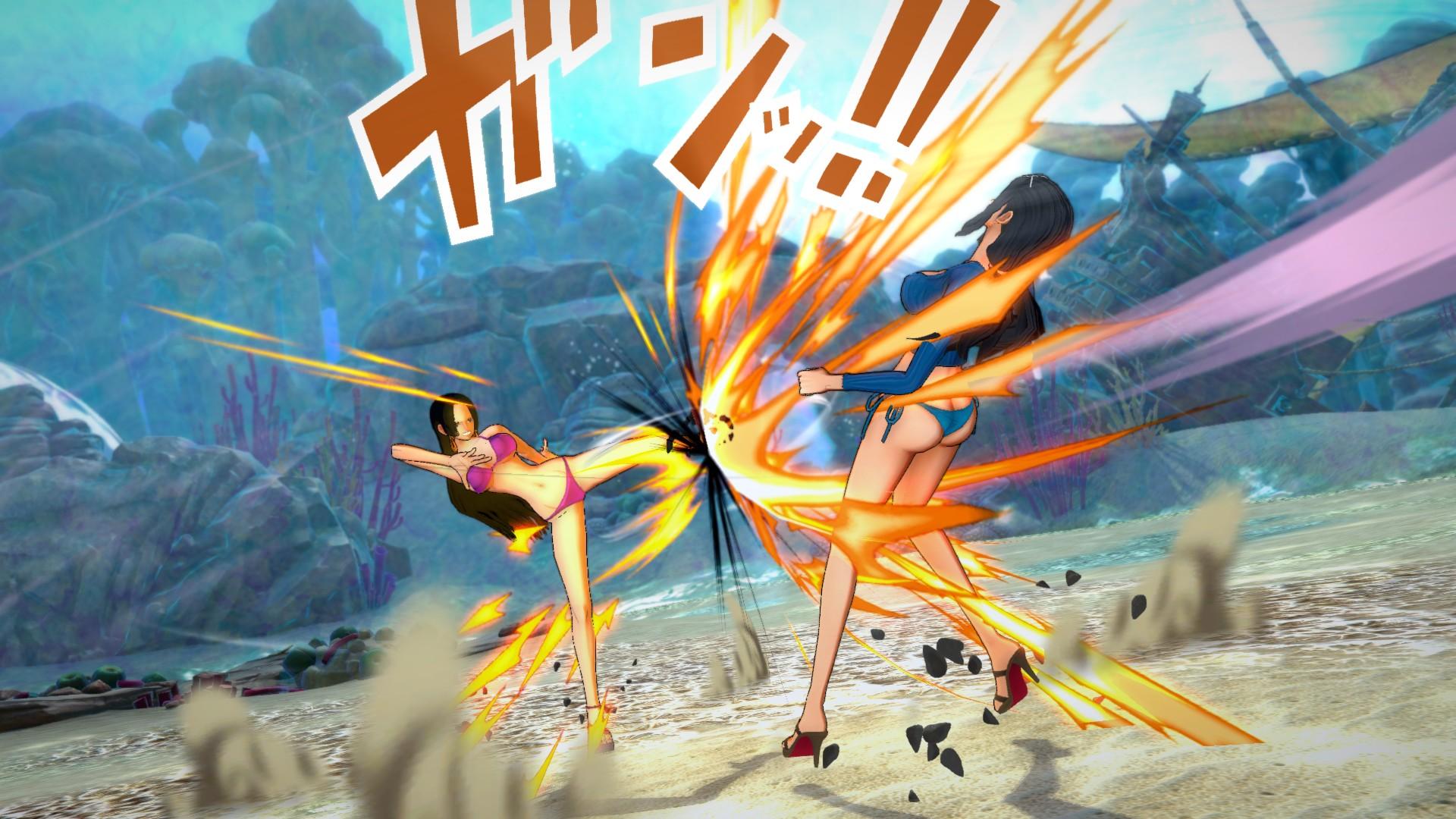 Bonusy za předobjednávku digitálních kopií One Piece: Burning Blood 122780