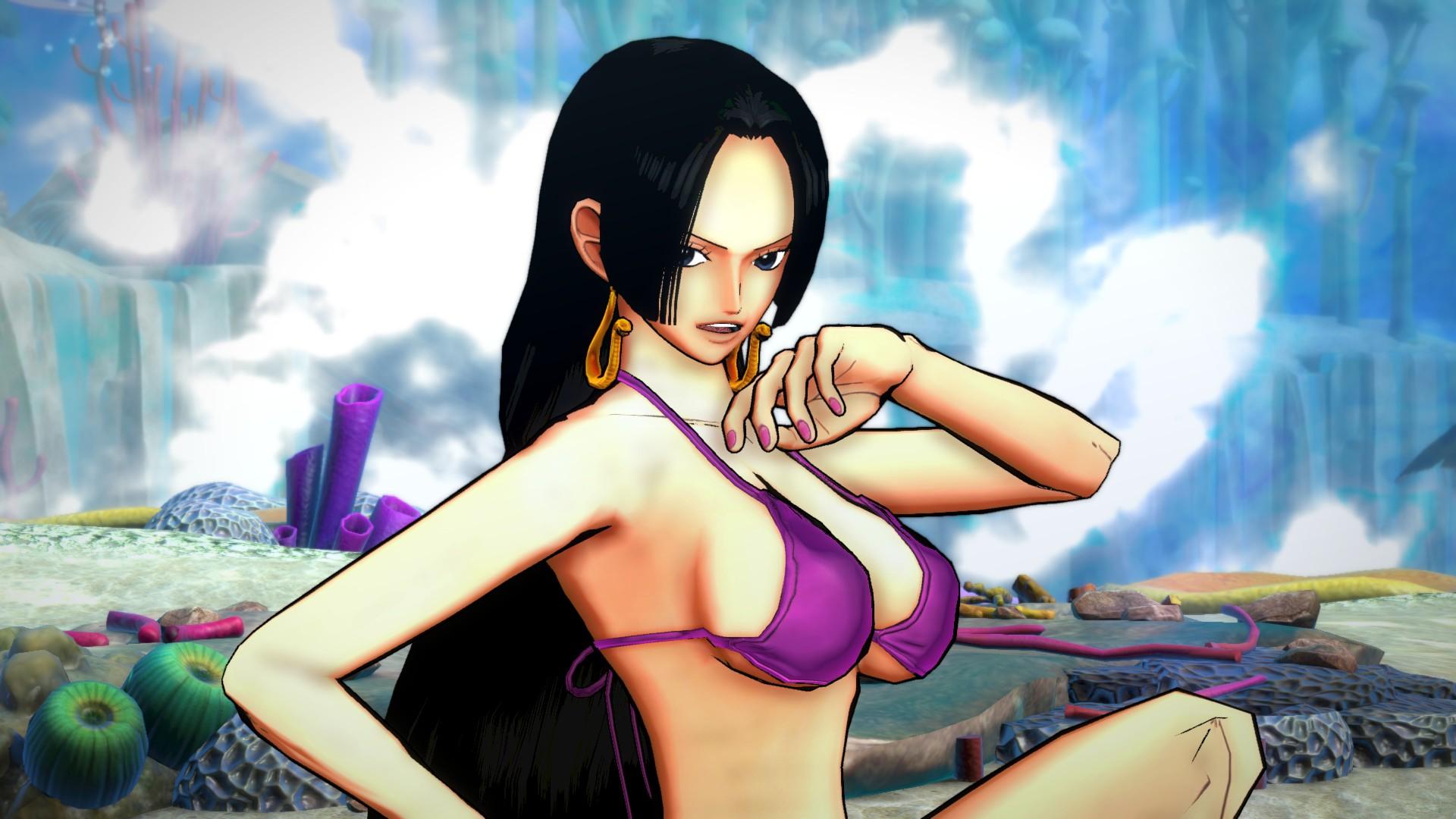 Bonusy za předobjednávku digitálních kopií One Piece: Burning Blood 122781