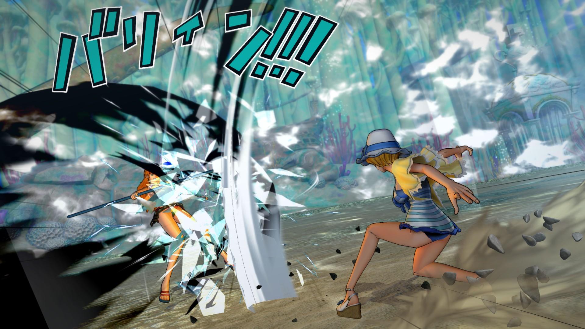 Bonusy za předobjednávku digitálních kopií One Piece: Burning Blood 122786
