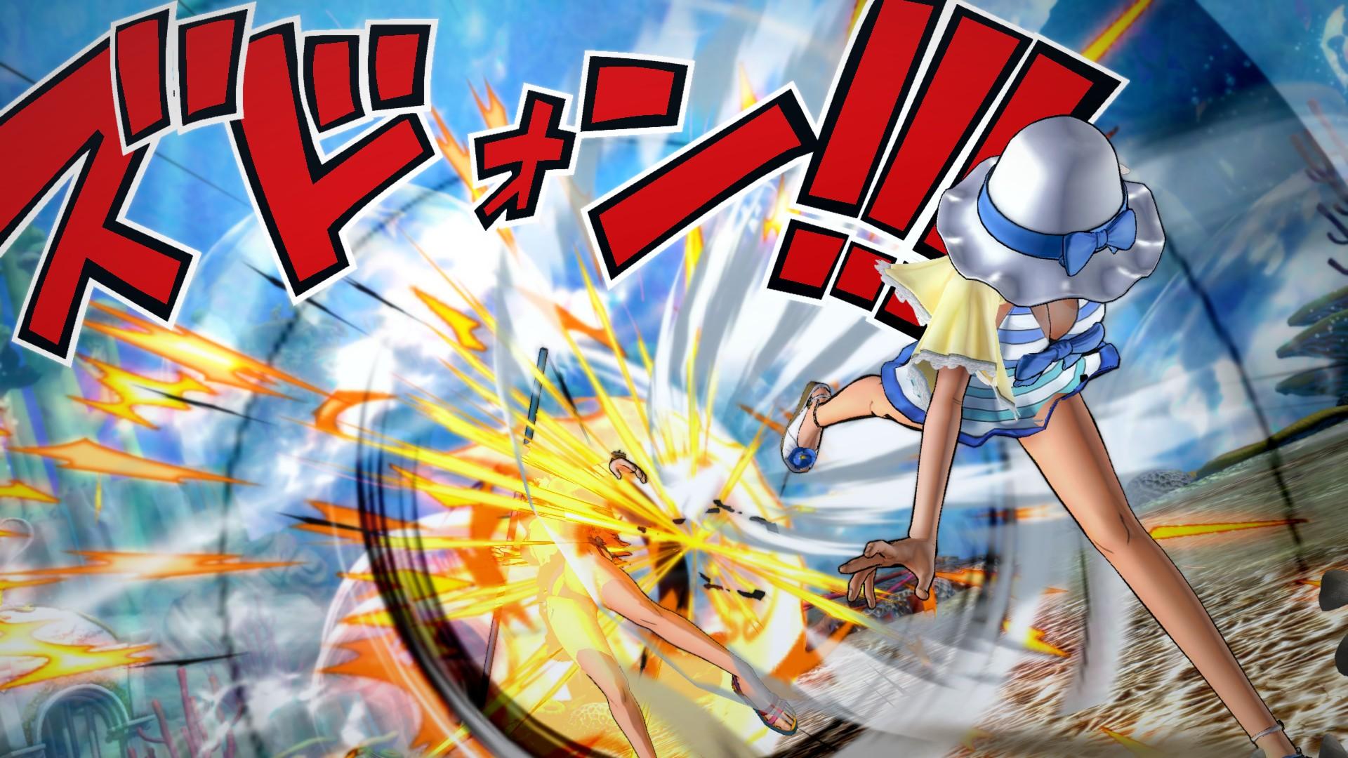 Bonusy za předobjednávku digitálních kopií One Piece: Burning Blood 122788