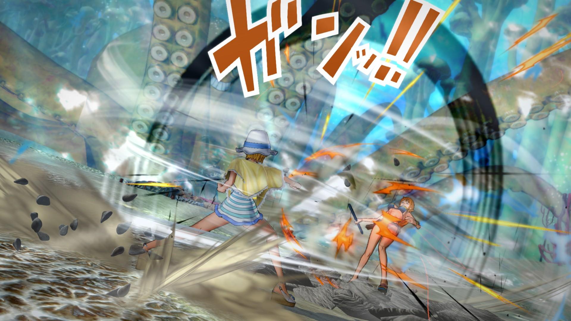 Bonusy za předobjednávku digitálních kopií One Piece: Burning Blood 122789