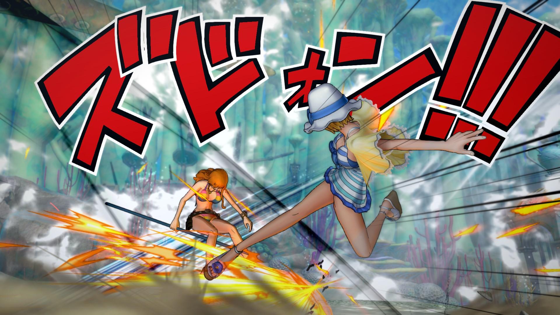 Bonusy za předobjednávku digitálních kopií One Piece: Burning Blood 122790