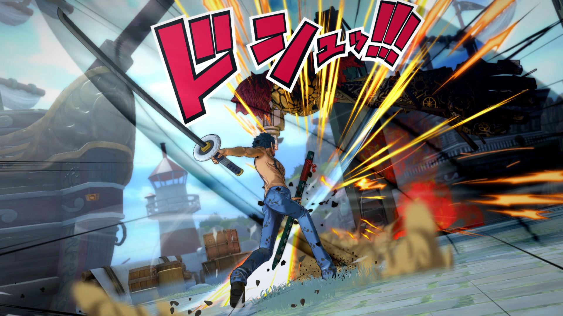 Bonusy za předobjednávku digitálních kopií One Piece: Burning Blood 122791