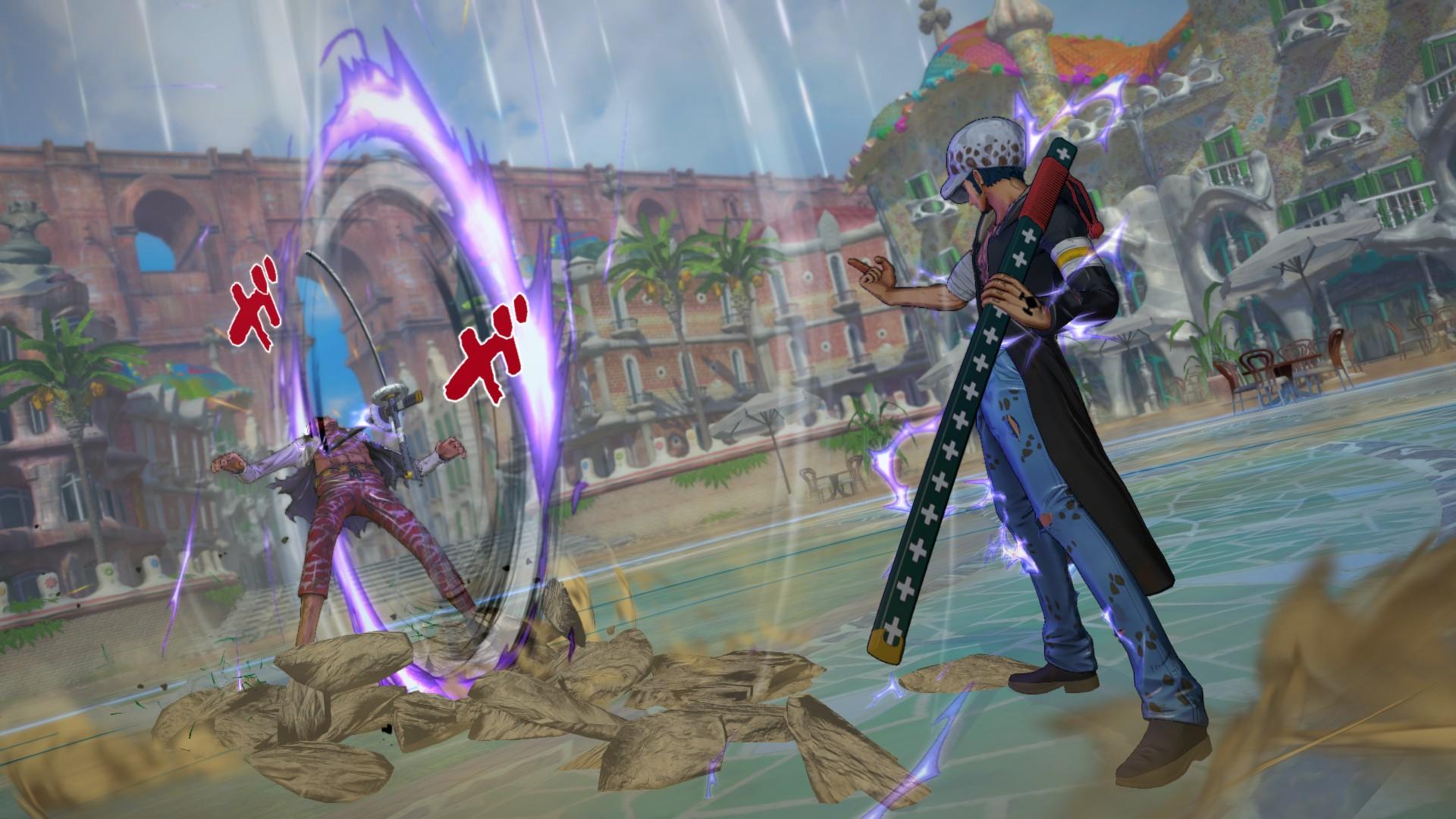 Bonusy za předobjednávku digitálních kopií One Piece: Burning Blood 122794