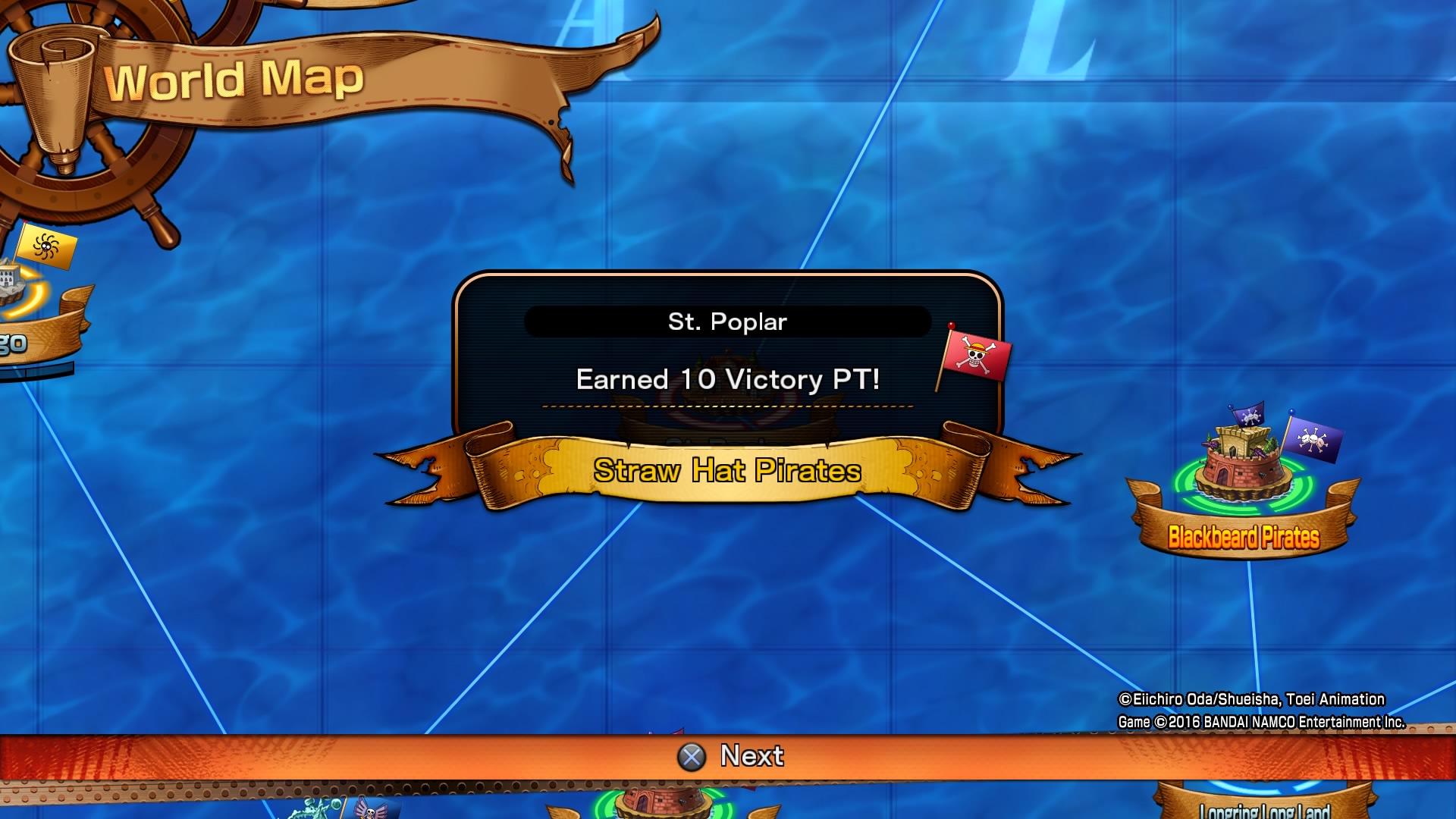Bonusy za předobjednávku digitálních kopií One Piece: Burning Blood 122802