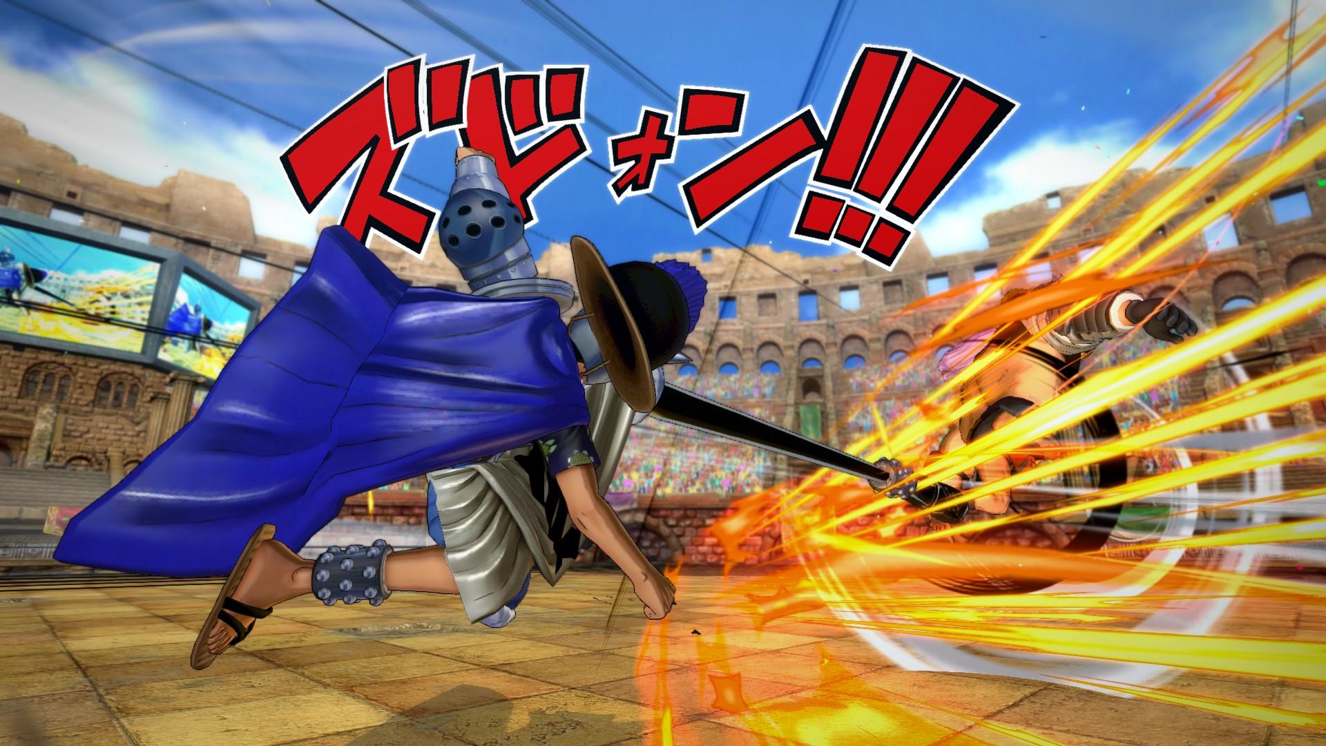 Bonusy za předobjednávku digitálních kopií One Piece: Burning Blood 122810