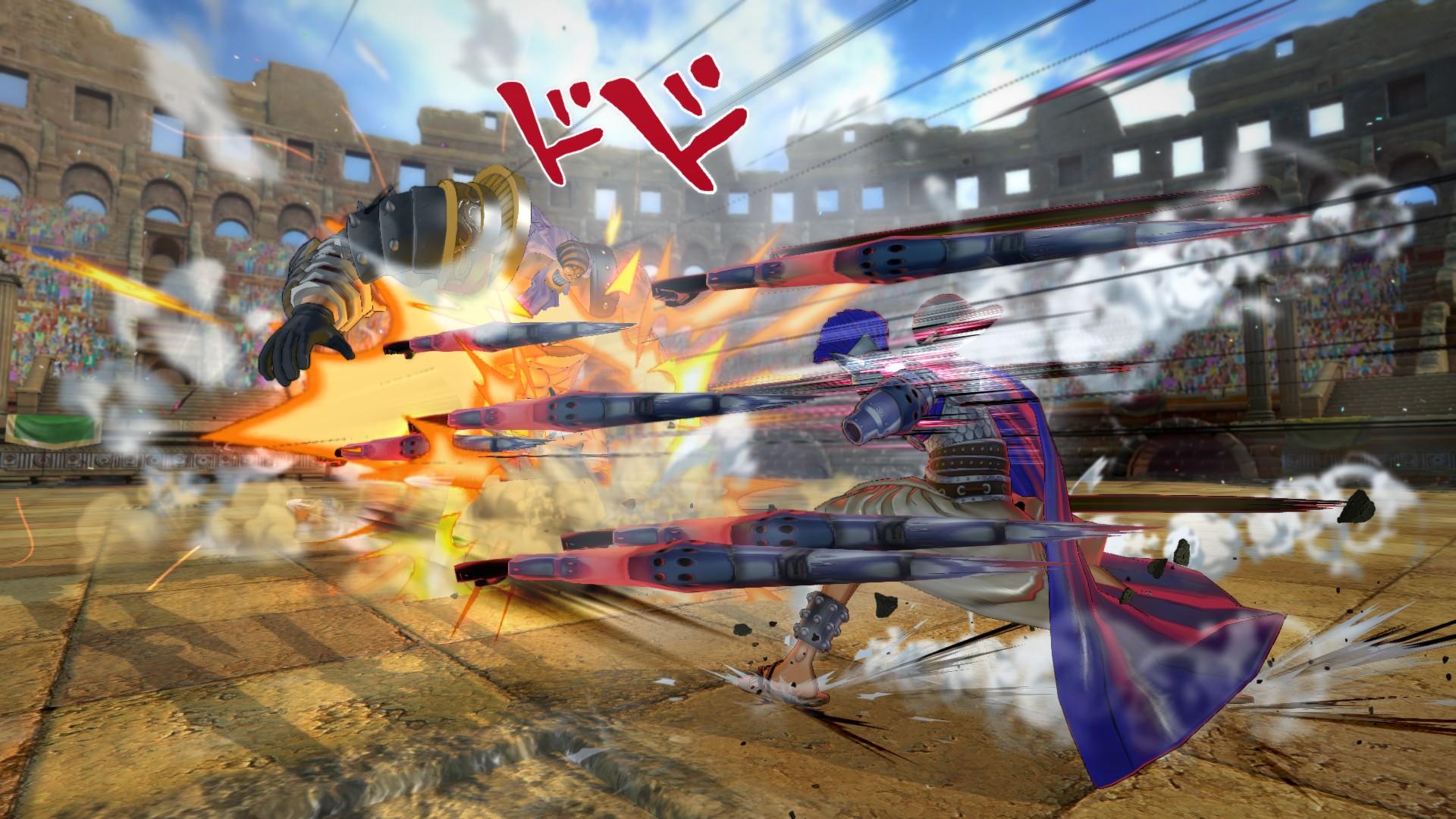 Bonusy za předobjednávku digitálních kopií One Piece: Burning Blood 122811