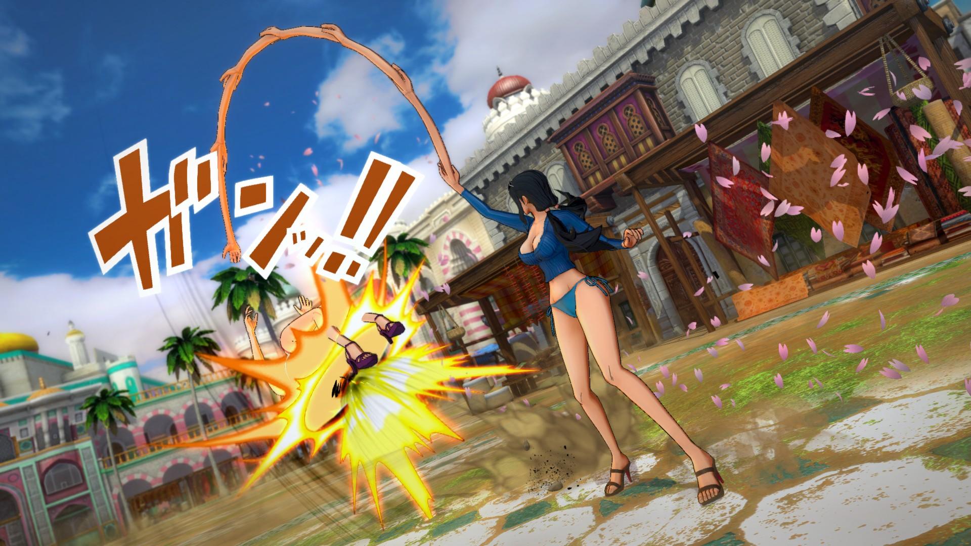 Bonusy za předobjednávku digitálních kopií One Piece: Burning Blood 122813