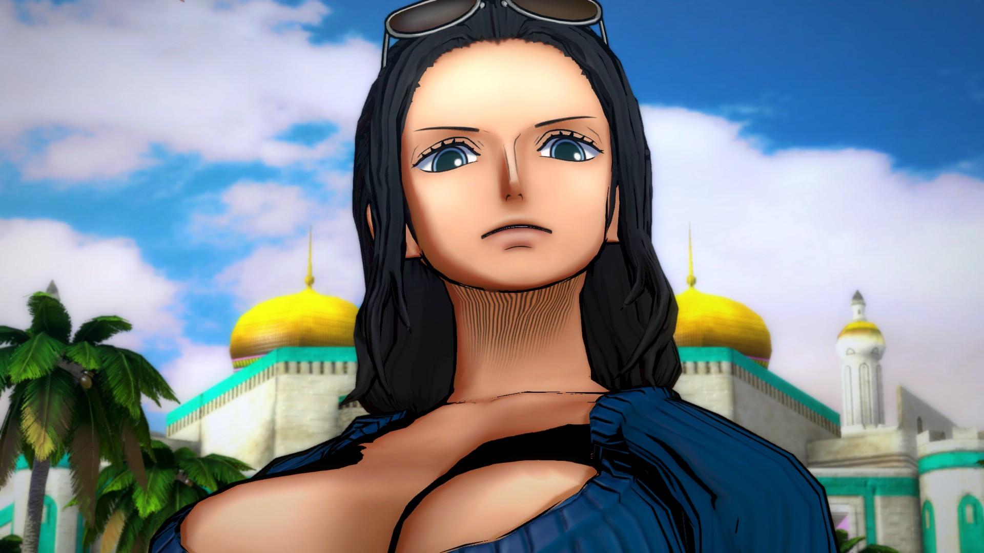 Bonusy za předobjednávku digitálních kopií One Piece: Burning Blood 122814