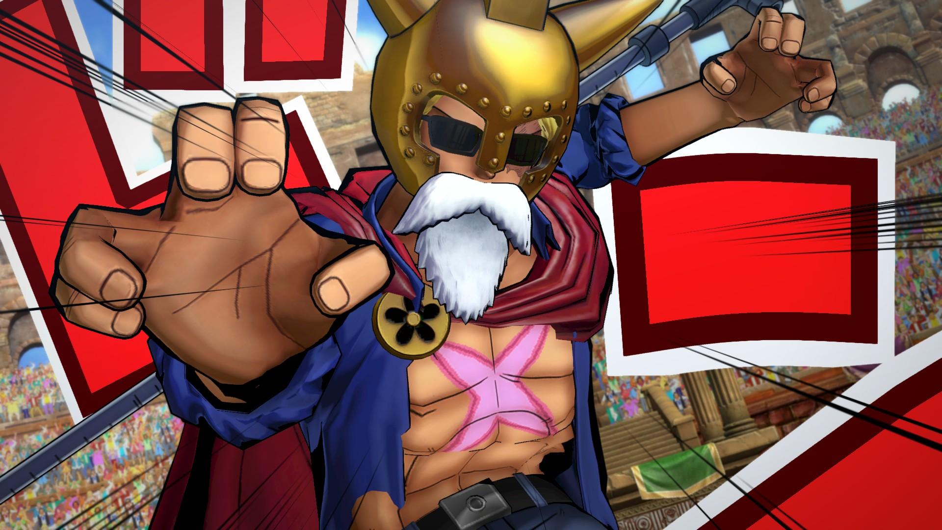 Bonusy za předobjednávku digitálních kopií One Piece: Burning Blood 122815
