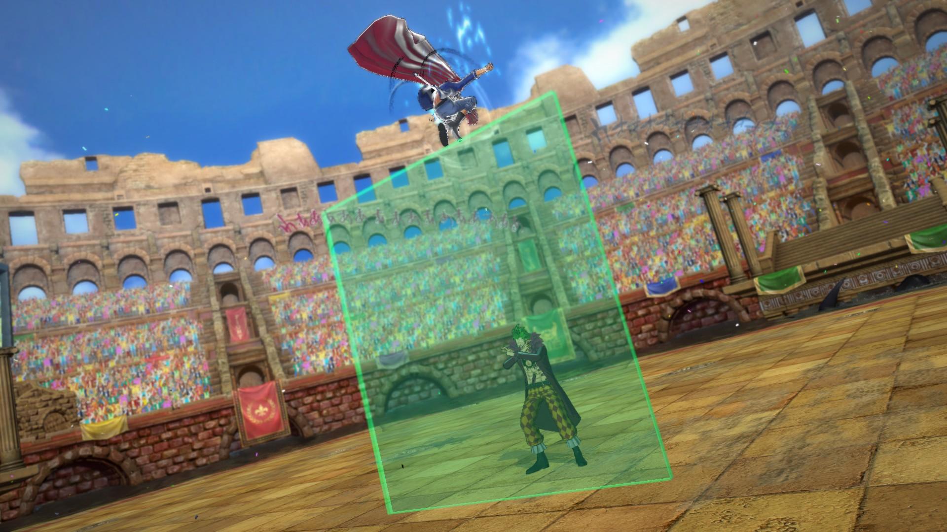 Bonusy za předobjednávku digitálních kopií One Piece: Burning Blood 122816