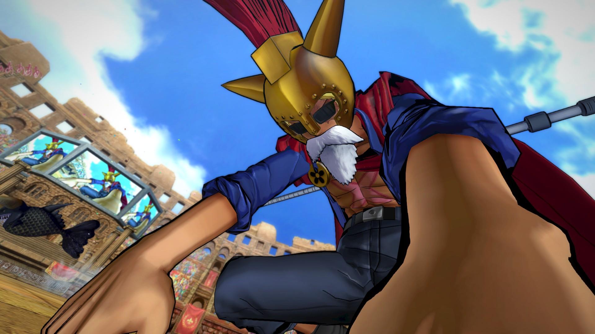 Bonusy za předobjednávku digitálních kopií One Piece: Burning Blood 122817