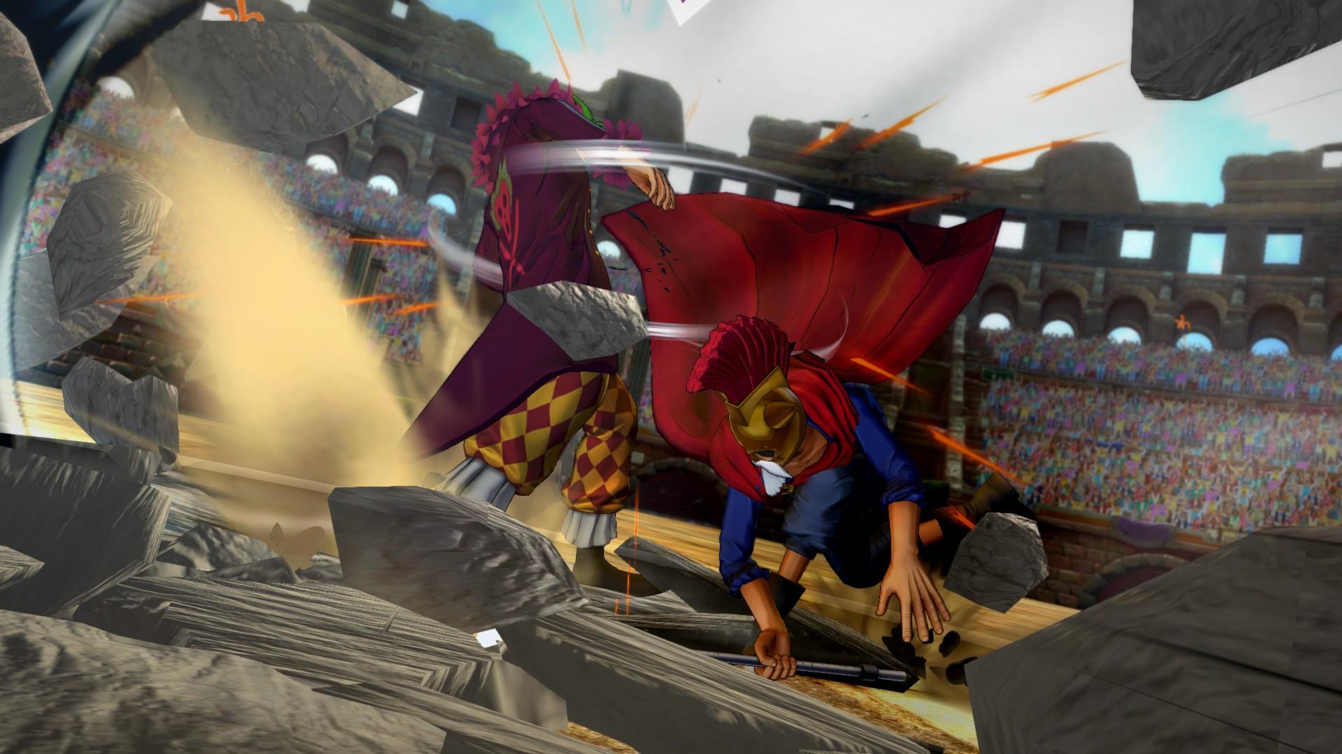 Bonusy za předobjednávku digitálních kopií One Piece: Burning Blood 122820
