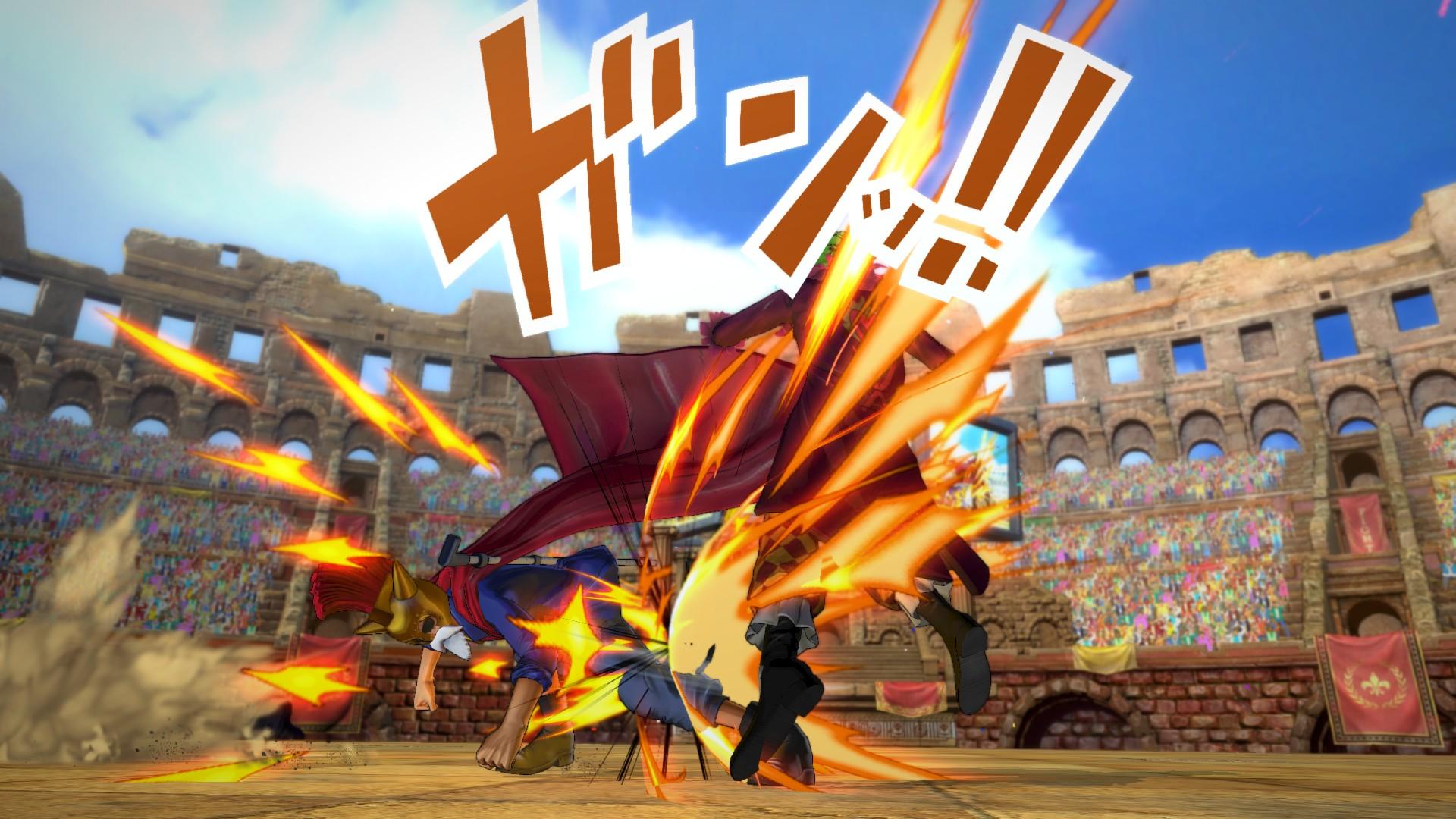 Bonusy za předobjednávku digitálních kopií One Piece: Burning Blood 122822