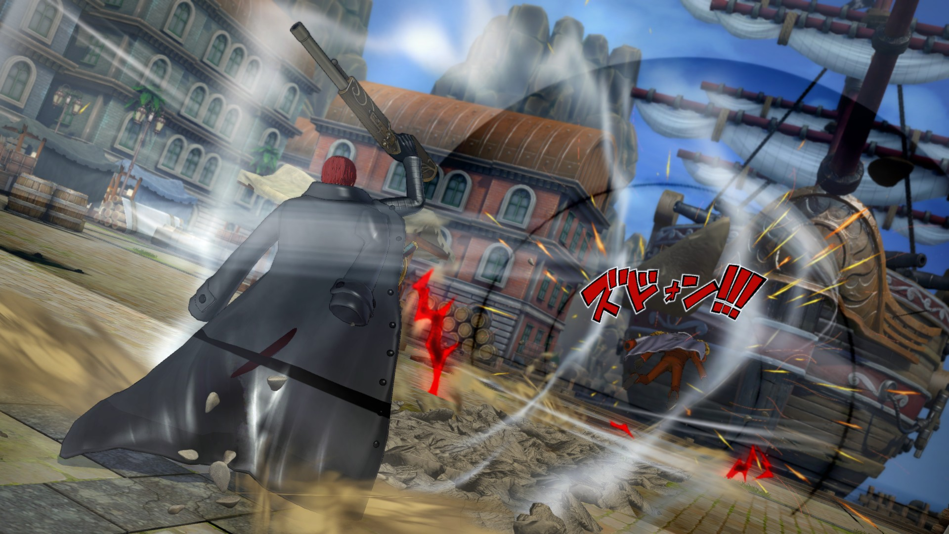Bonusy za předobjednávku digitálních kopií One Piece: Burning Blood 122823